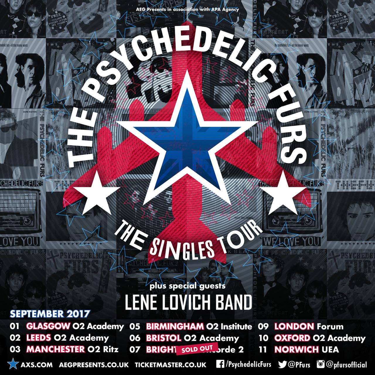 Lene Lovich Official Website